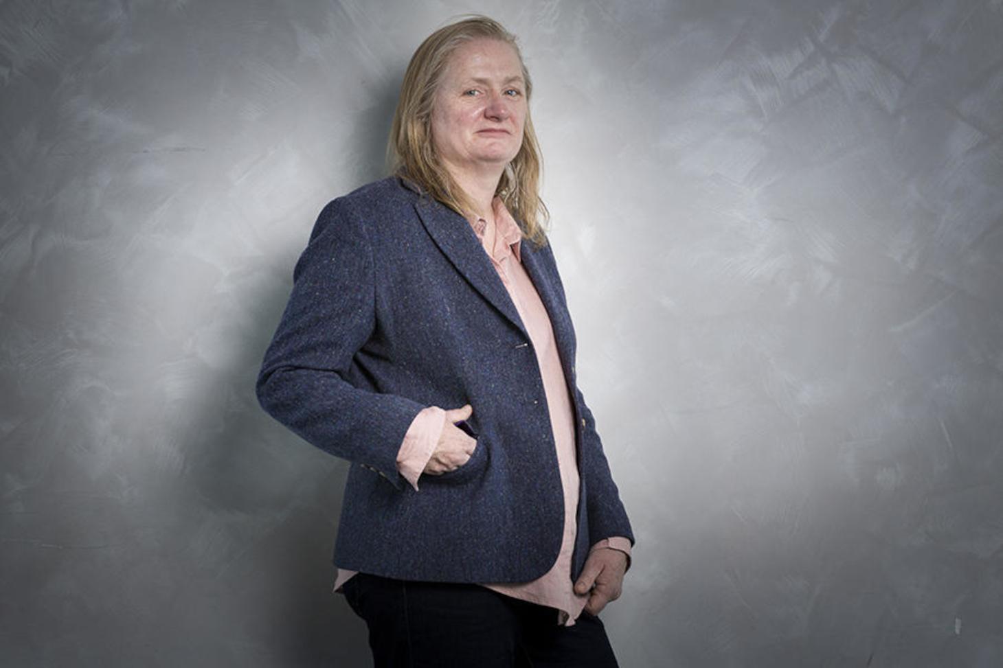Nora Dempsey - Crédit Christian Morel/CNRS Photothèque