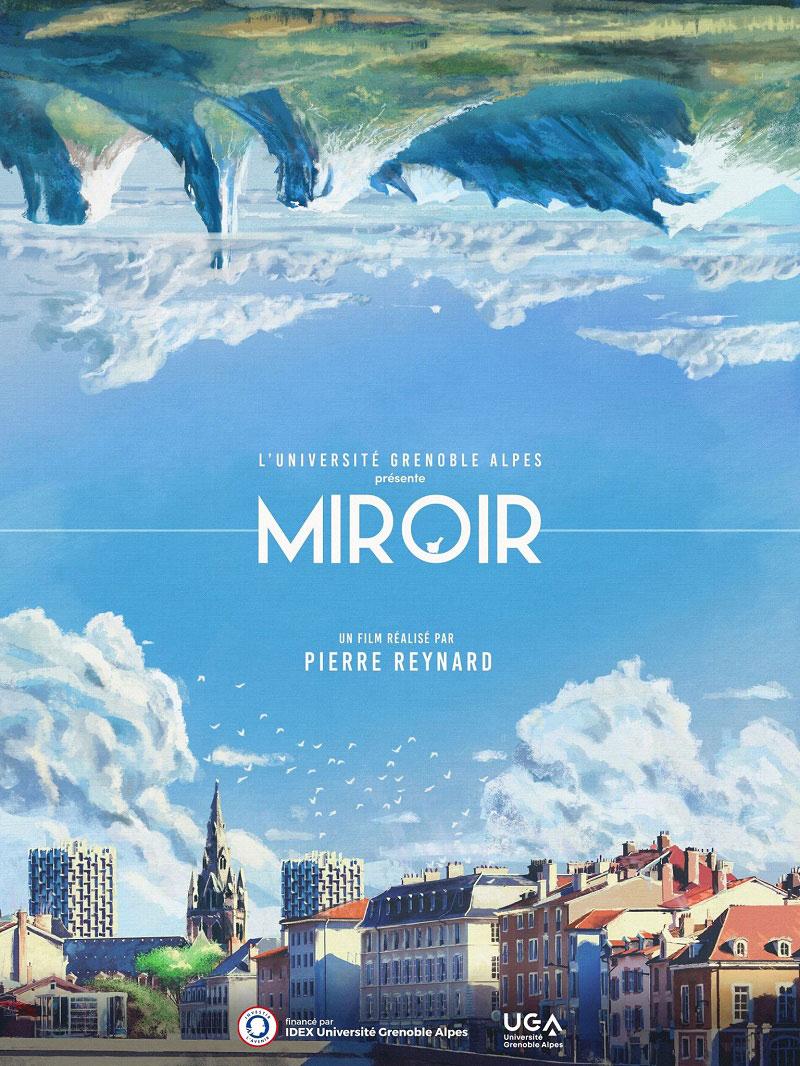 Affiche du film Miroir