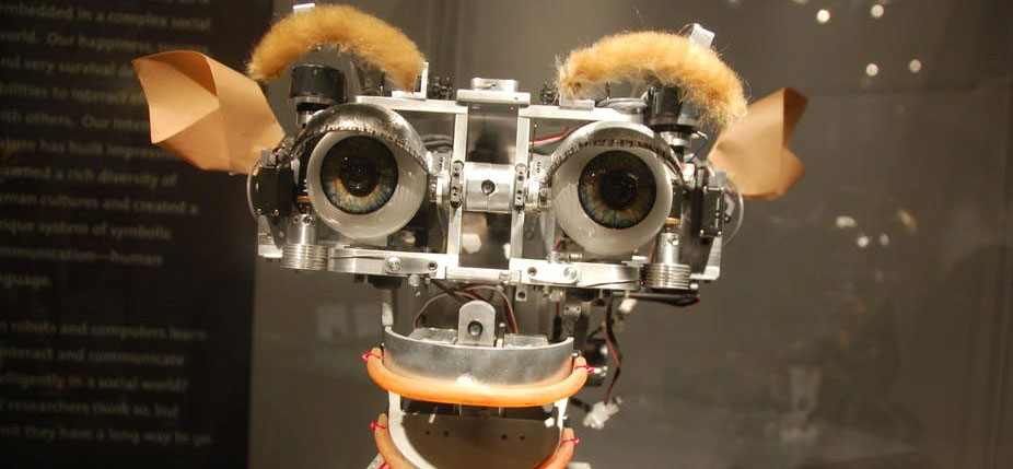 MIT Museum: Kismet le robot IA vous sourit. © Chris Devers / VisualHunt, CC BY-NC-ND