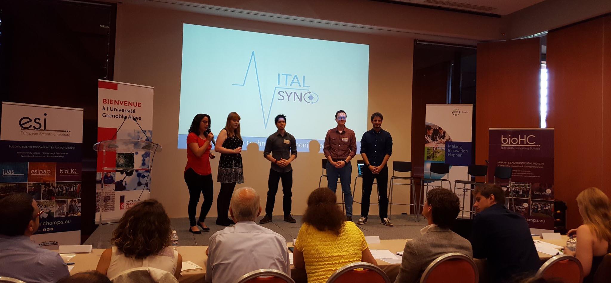 Projet Vital Sync IBD4HEALTH