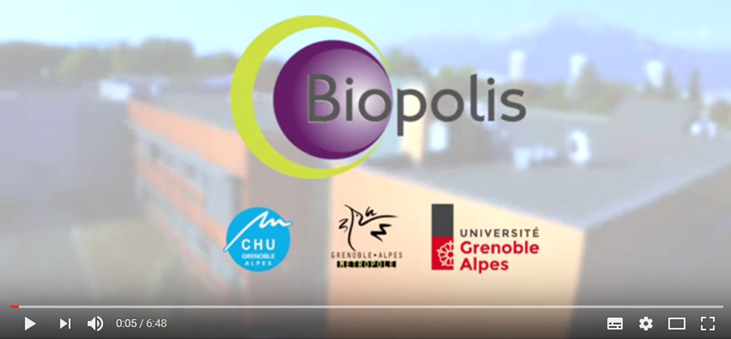 Biopolis : 10 years of Innovation in MedTech and Biotech