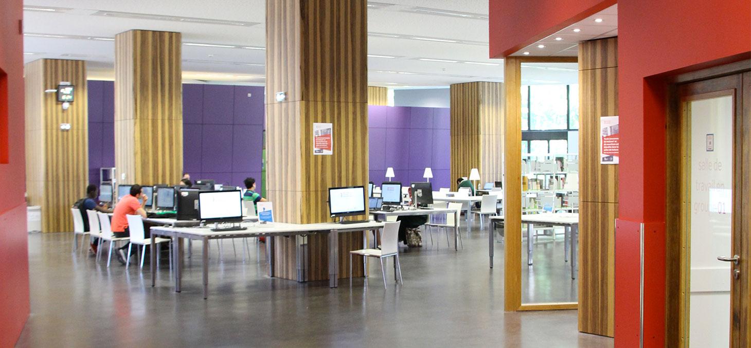 Bibliothèque Saint Martin D Uriage bibliothèque universitaire joseph-fourier - université