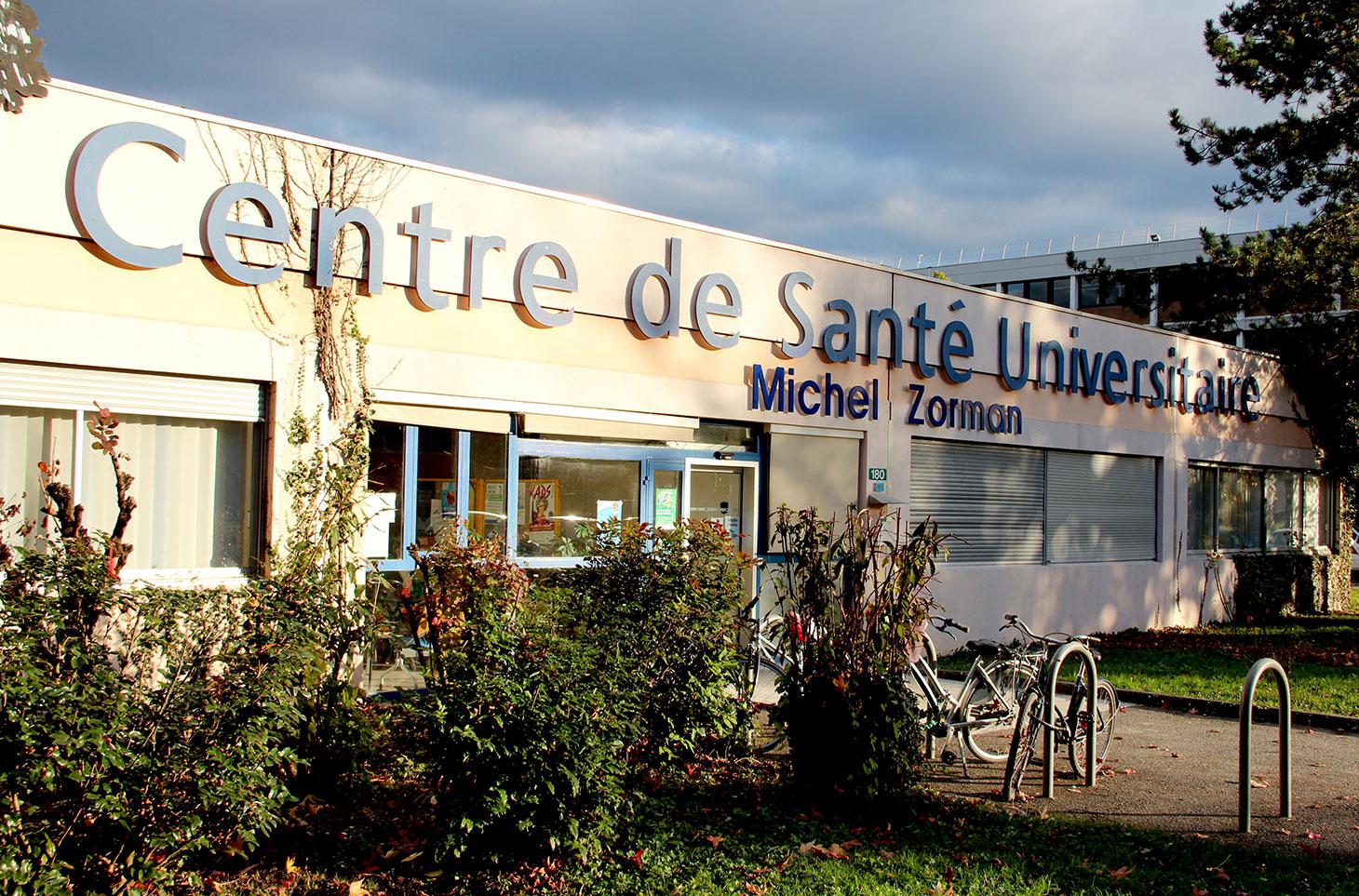 Centre de santé universitaire Michel Zorman