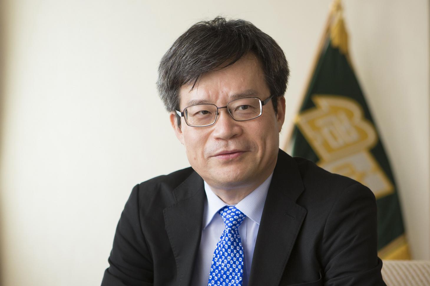 Hiroshi Amano, prix Nobel de physique