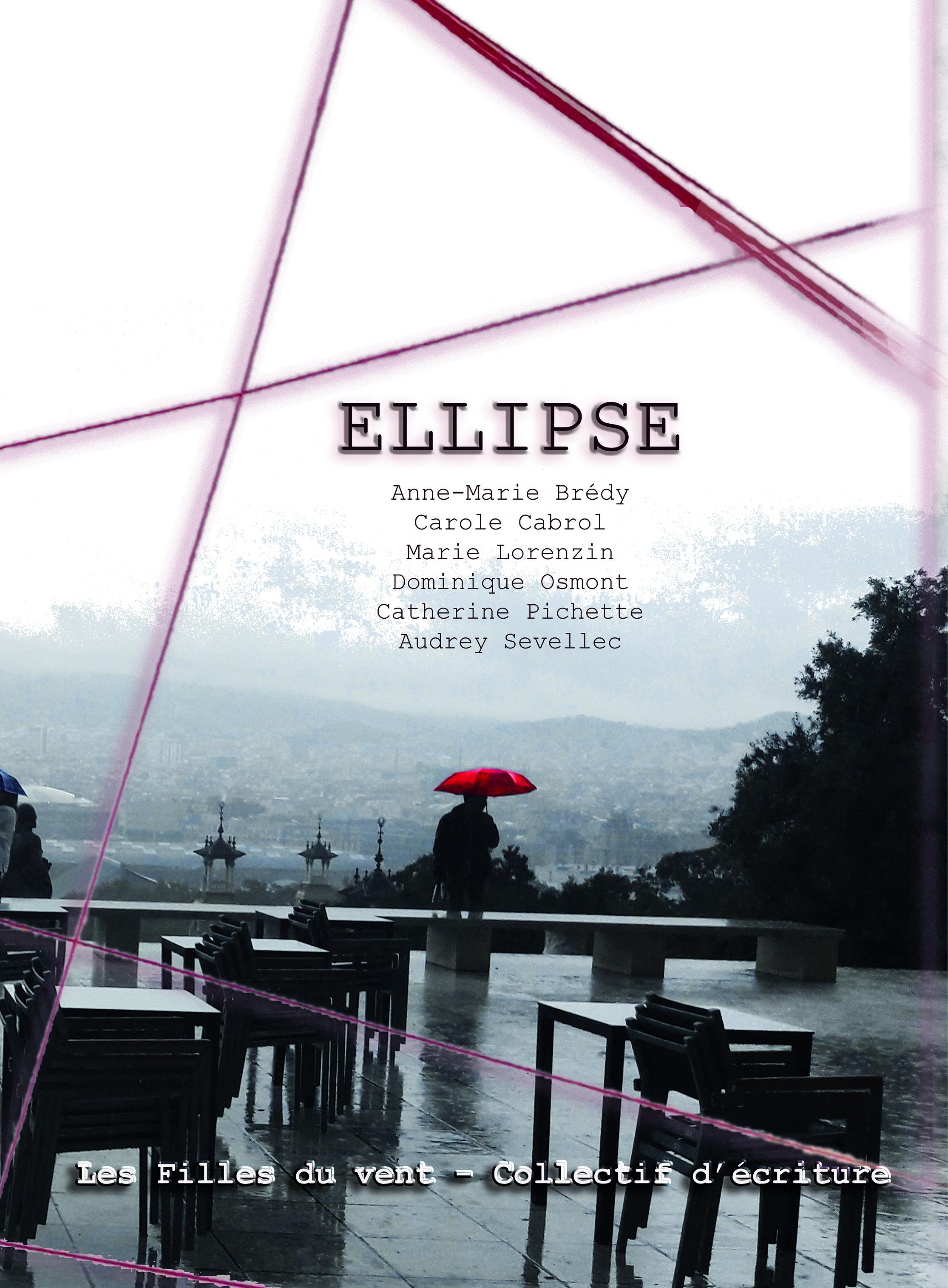 Couverture roman Ellipse