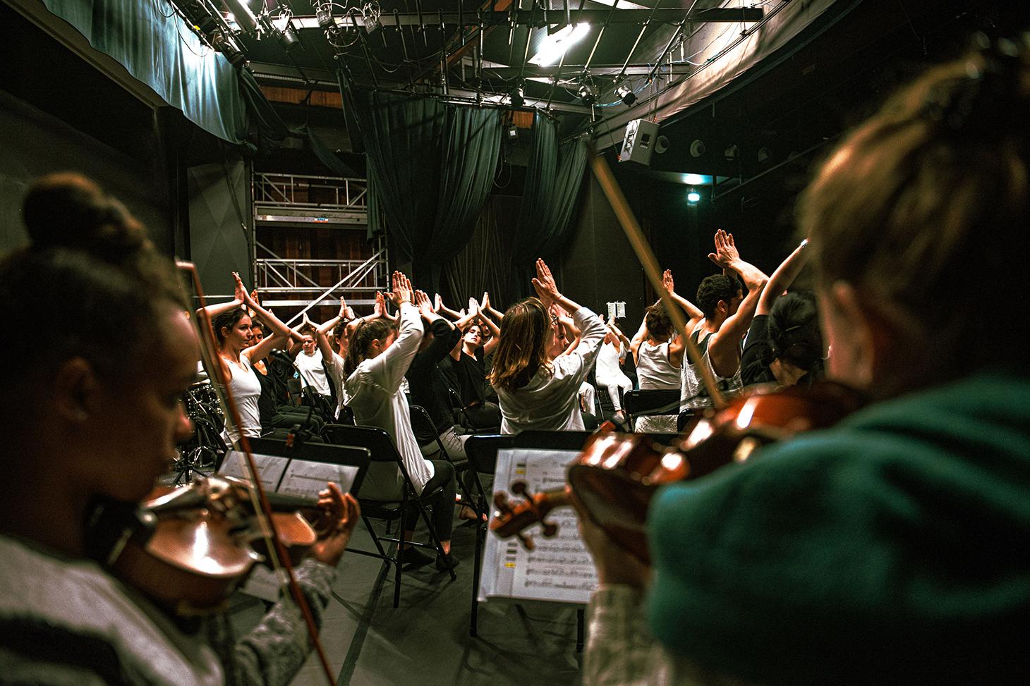 L'orchestre des campus
