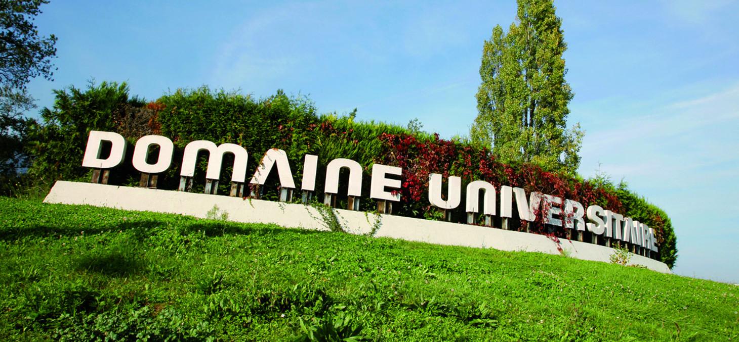 Domaine universitaire de St Martin d'Hères
