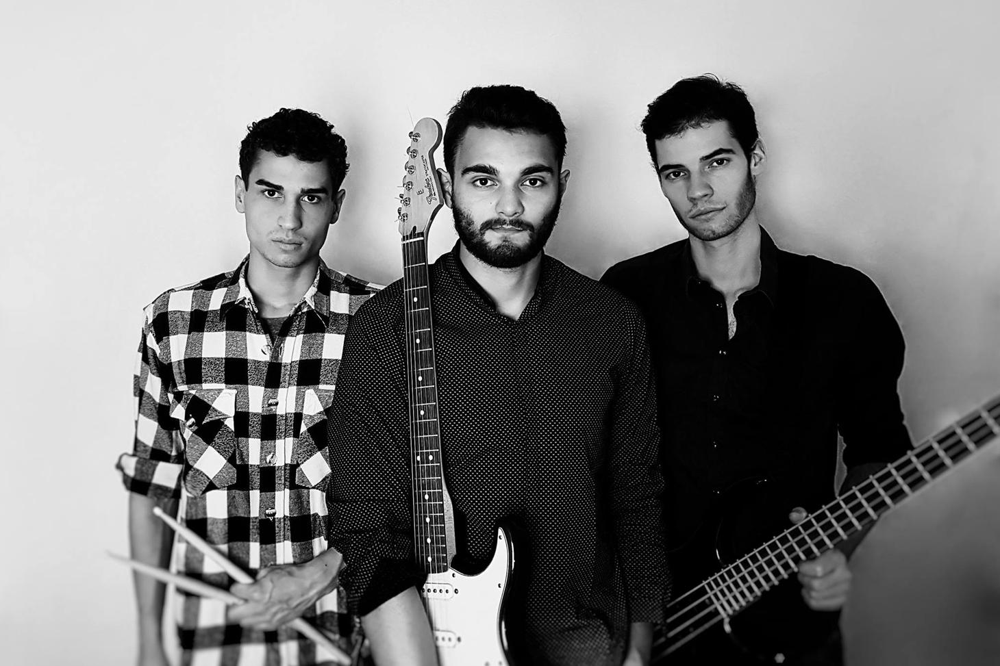 Le groupe de musique actuelle Parallax