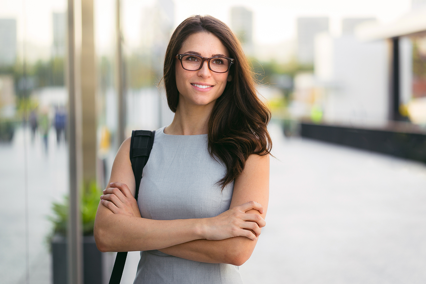 Une étudiante entrepreneur