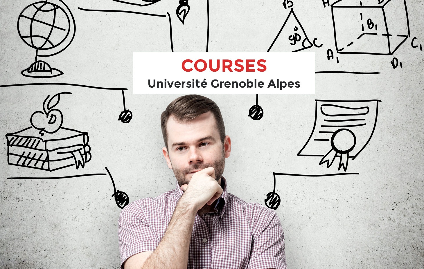 Courses Université Grenoble Alpes