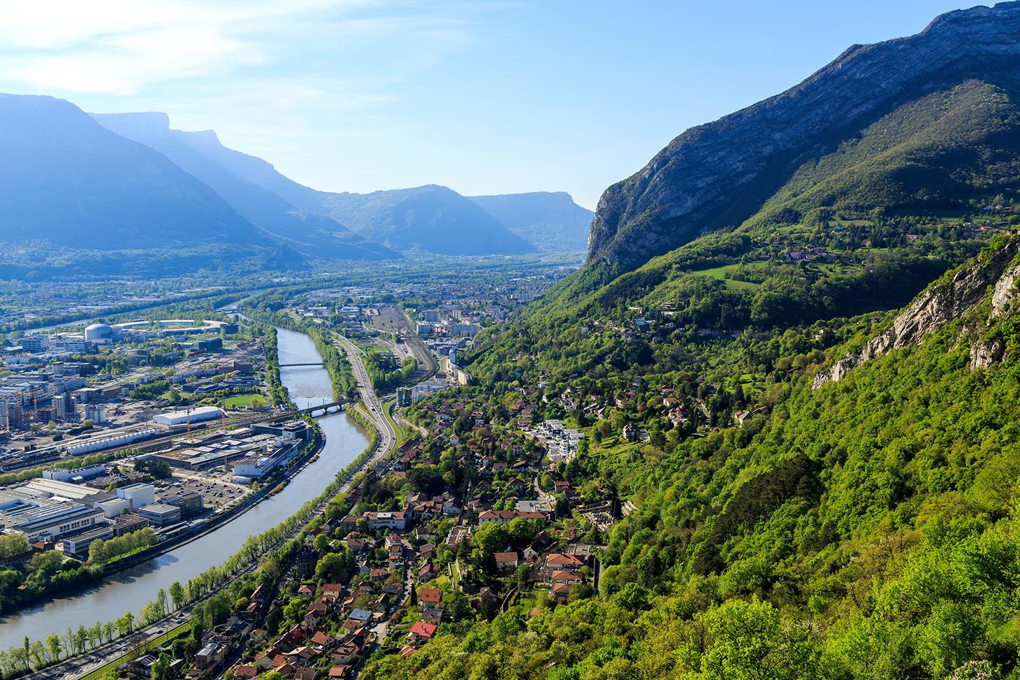 La Presqu'ile de Grenoble