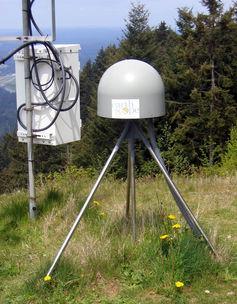 Géosenseur EarthScope © Bdelisle / Wikipédia, CC BY