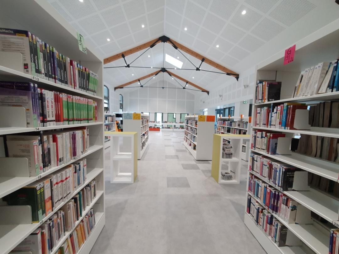 Bibliothèque universitaire Rodolphe Pesce