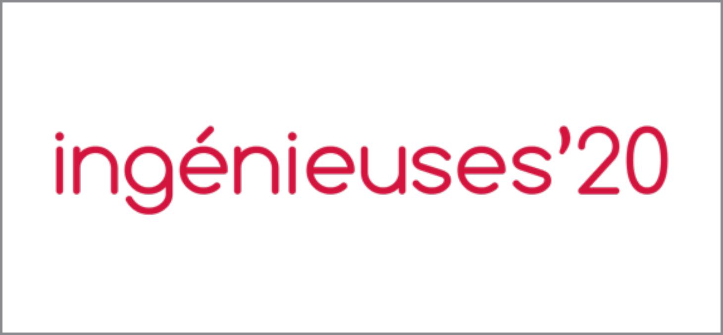 logo Ingénieuses 2020