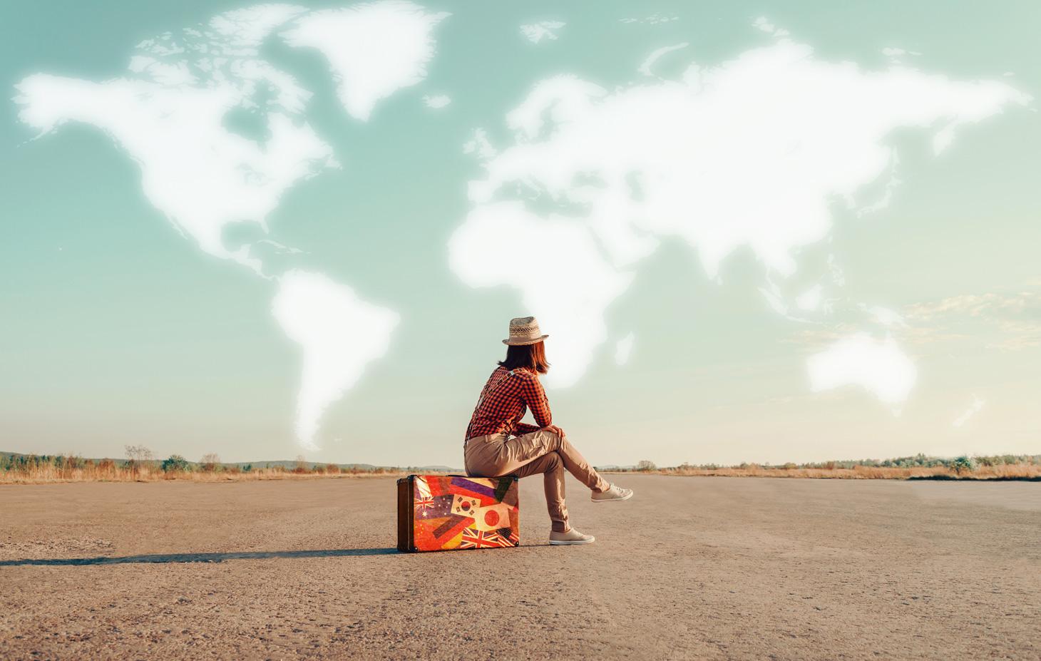 Go abroad