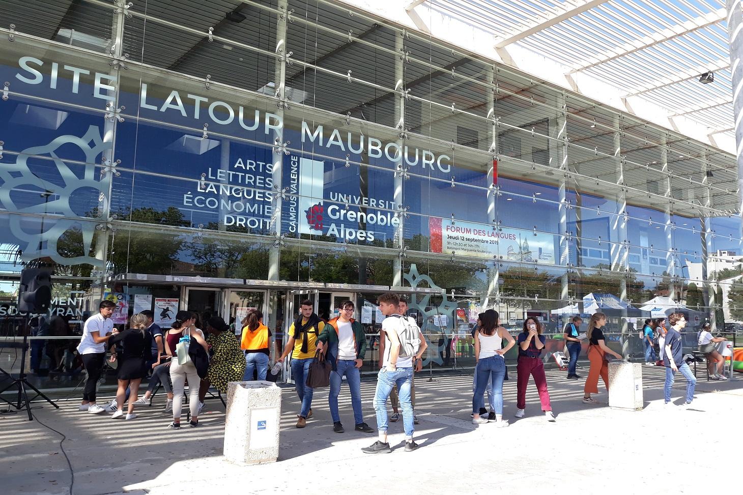 Latour Maubourg - UGA campus Valence