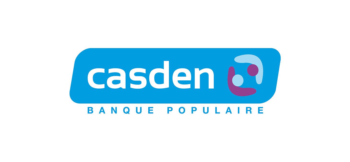 Logo de la Casden