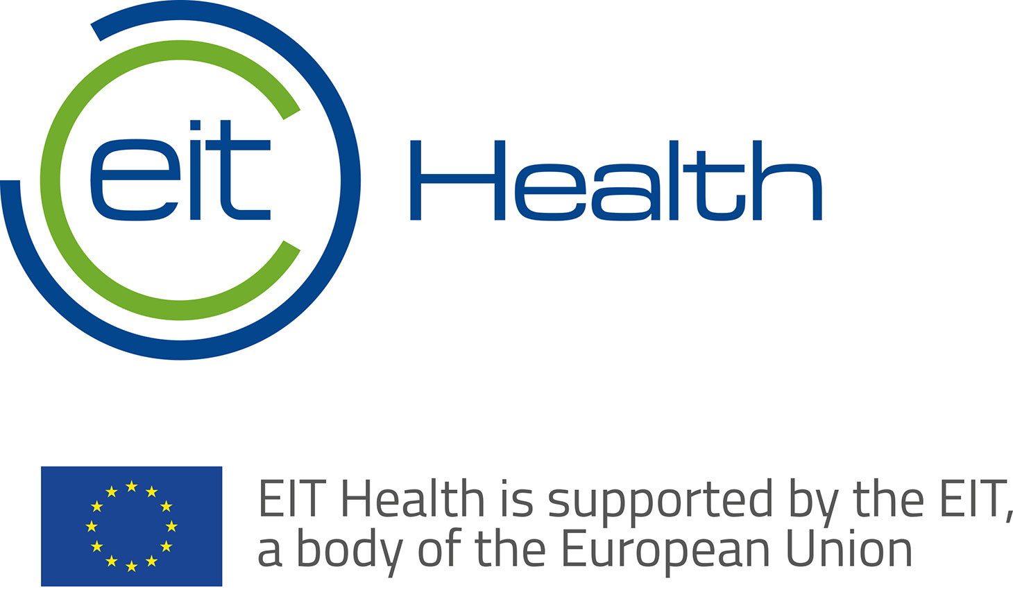 Logo de l'EIT Health