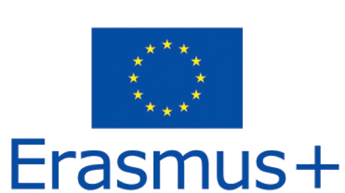 logo erasmus+ de l'union européenne