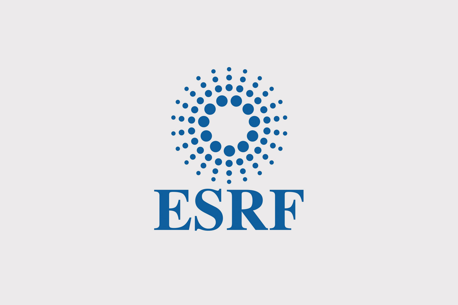 Logo European synchrotron radiation facility (ESRF)