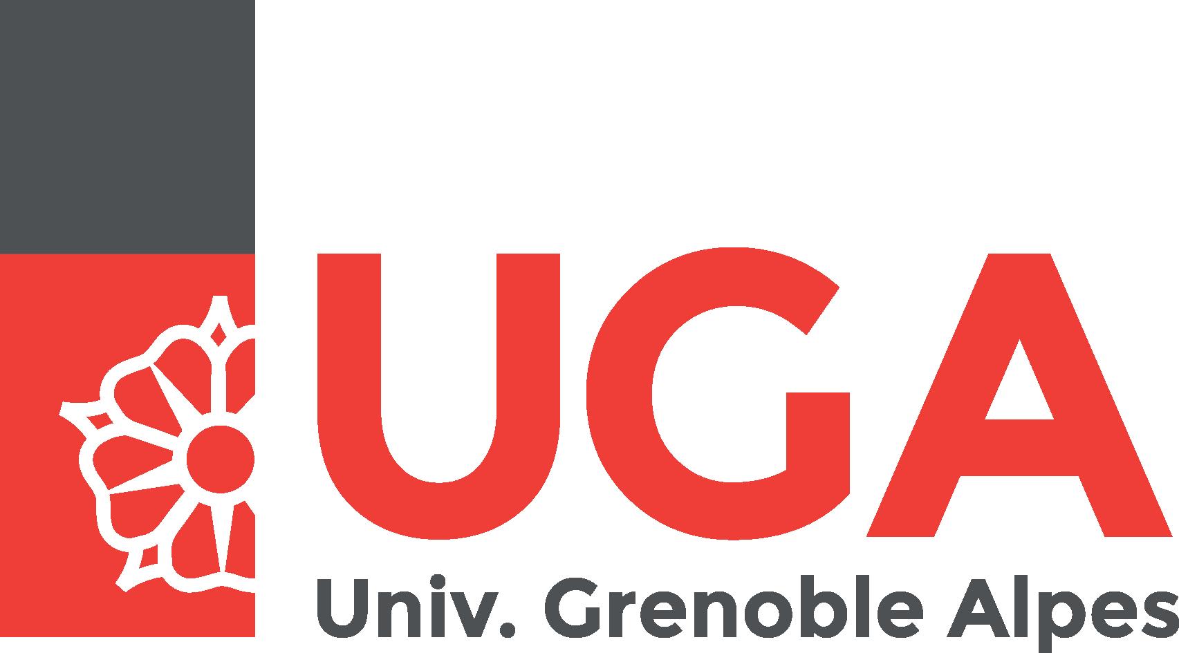 Logo de l'Université Grenoble Alpes à télécharger
