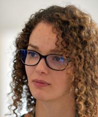 portrait Marion Gruart