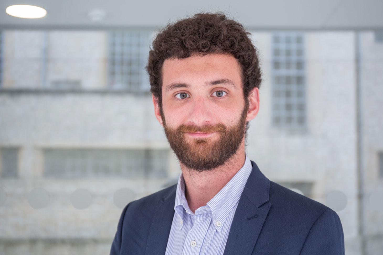 Doctorant du sein du Laboratoire de bioénergétique fondamentale et appliquée (LBFA), Martin Boutière fait partie des 28 meilleurs innovateurs européens nominés pour l'un des quatre prix des