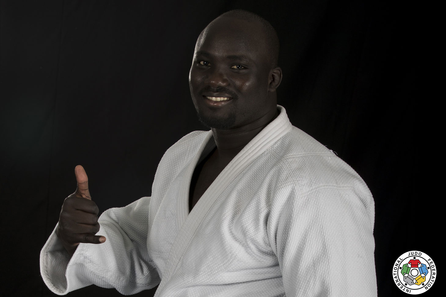 Mbagnick Ndiaye © International Judo Federation
