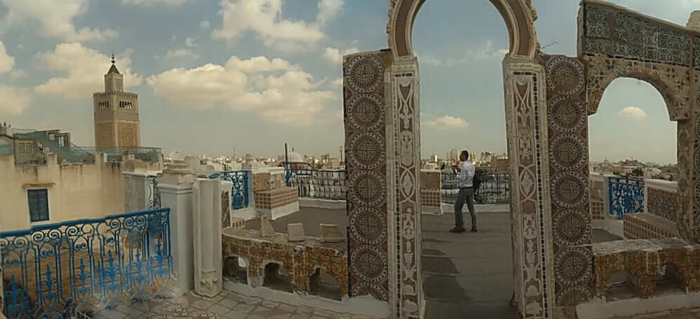 Photo taken by UGA staff member Nathalie Genin while in Tunisia developing the ICM project