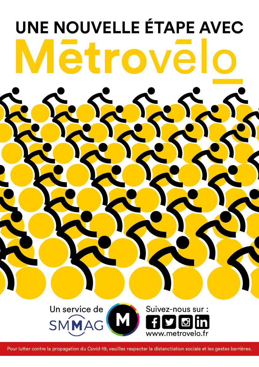 Une nouvelle étape avec Metrovélo