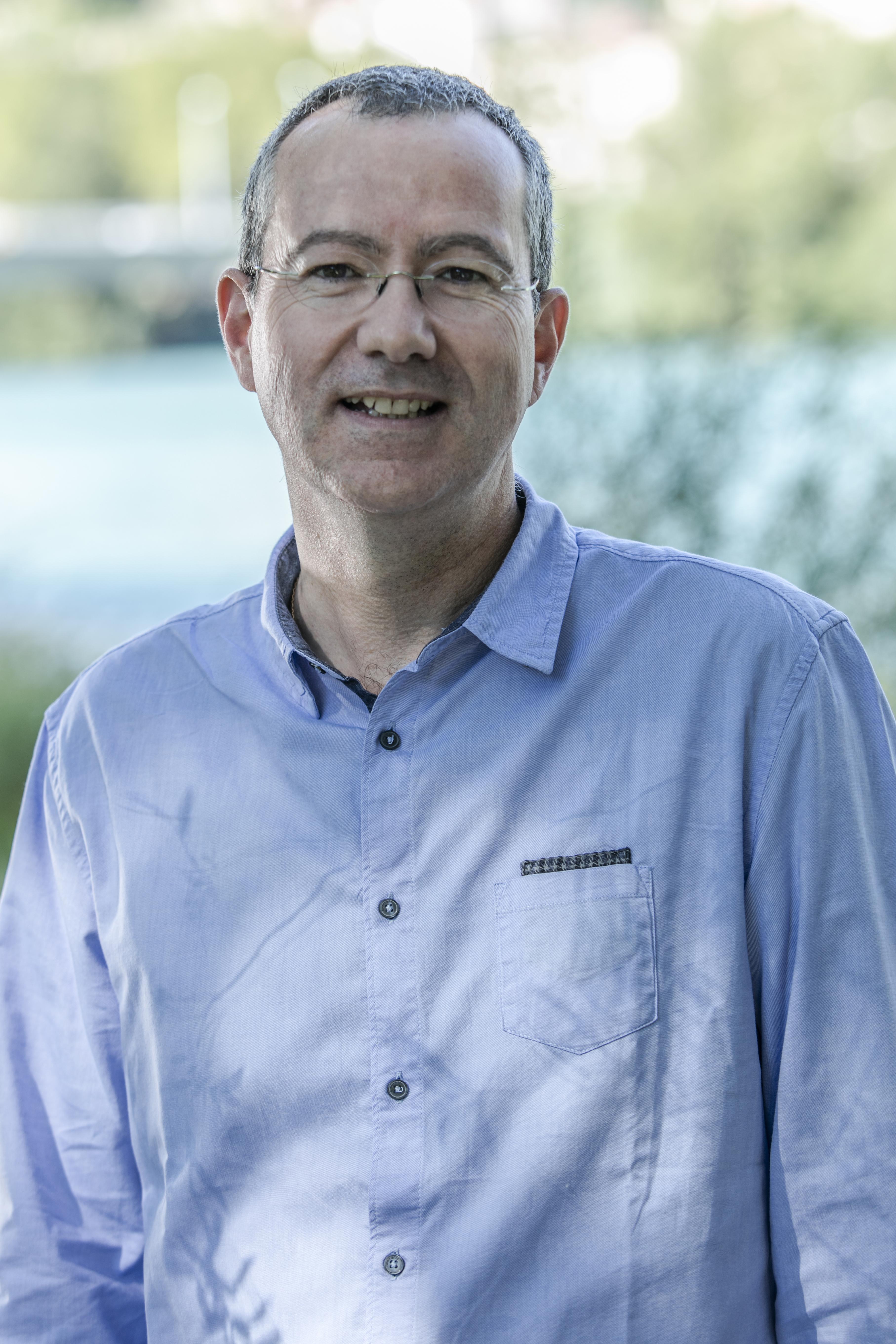 Yann Micheli, pdg de la société Puls@care