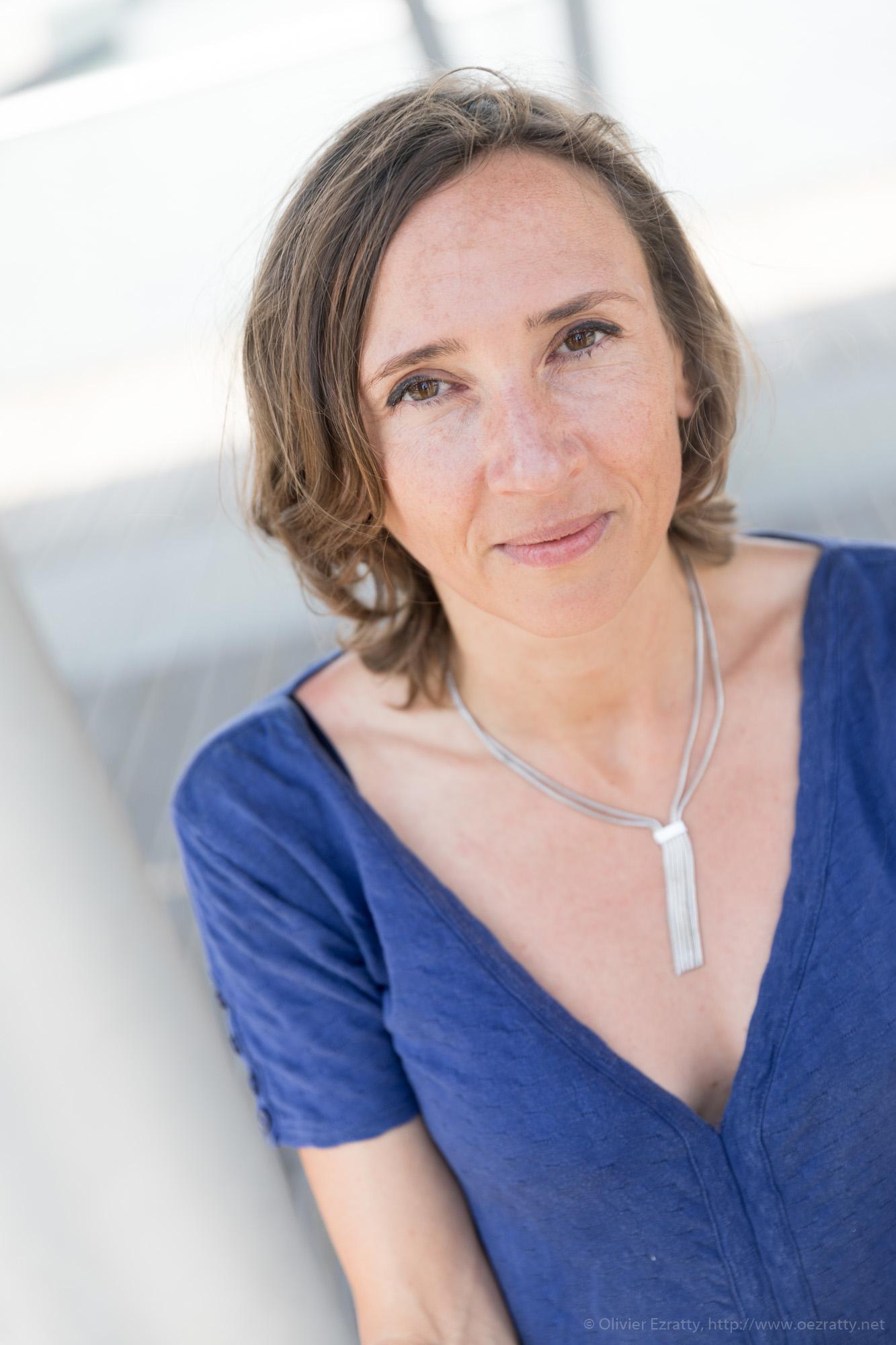 Alexia Auffeves, Directrice de Recherche CNRS, coordinatrice de Quantum Engineering Grenoble