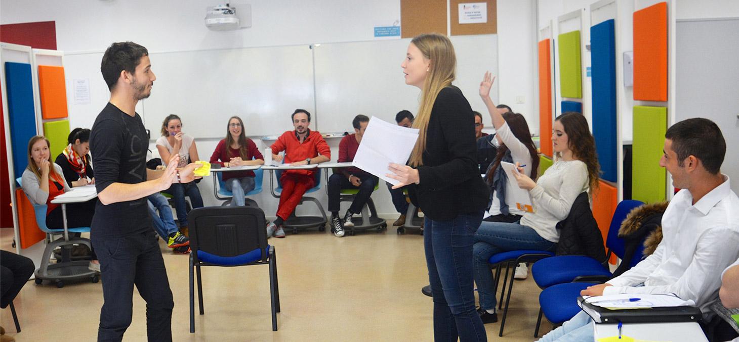 Le procès Galilée rejoué par les étudiants de Licence 3 d'histoire.