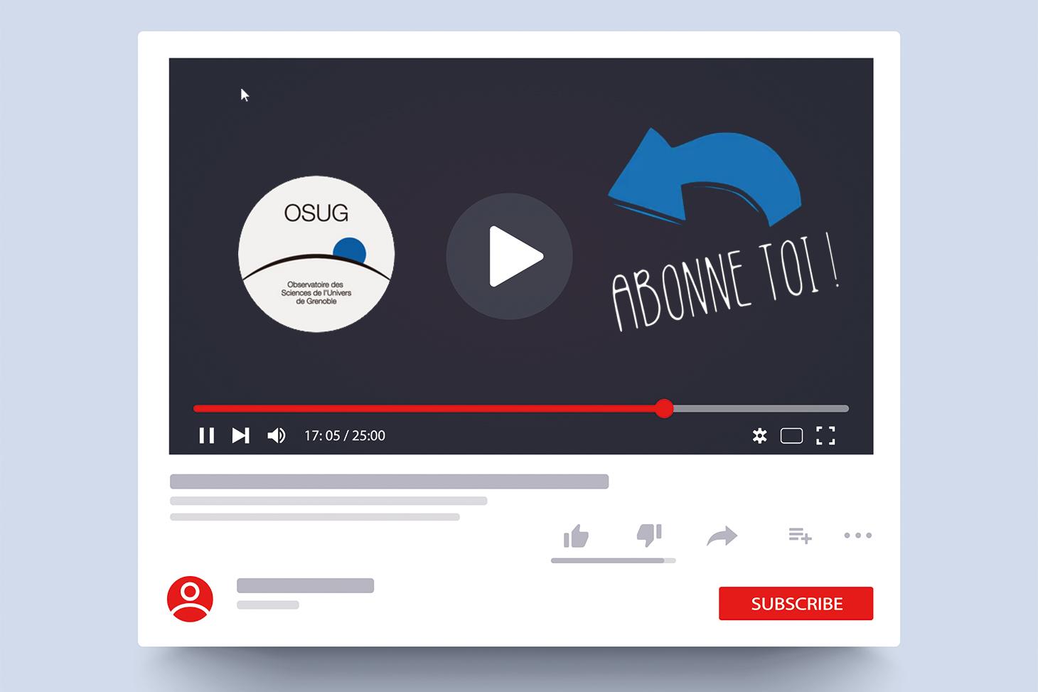 Découvrez Flash, la nouvelle série vidéo de l'OSUG !