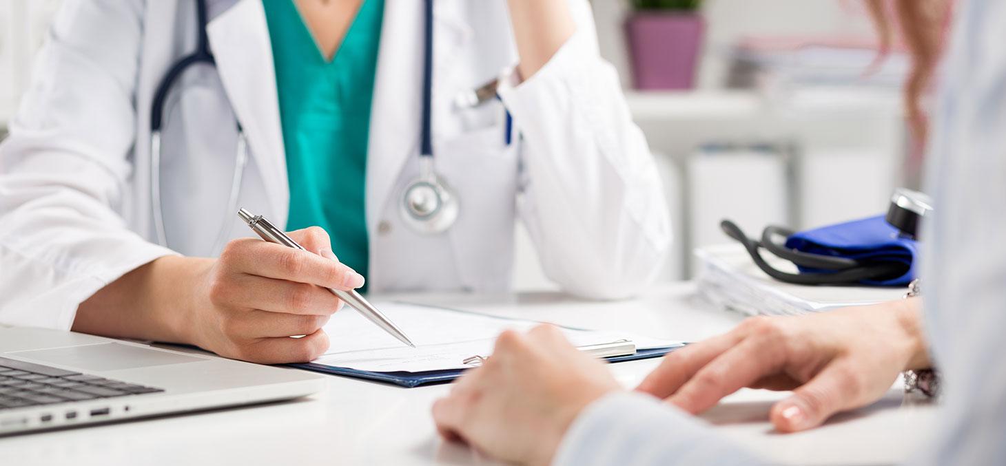 Un rendez-vous médical