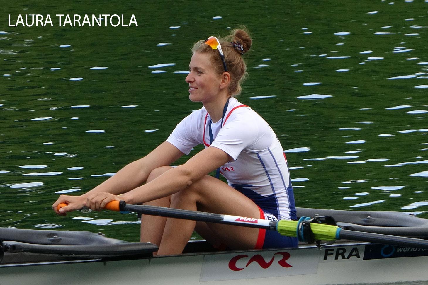 Laura Tarantola, diplômée de l'UGA