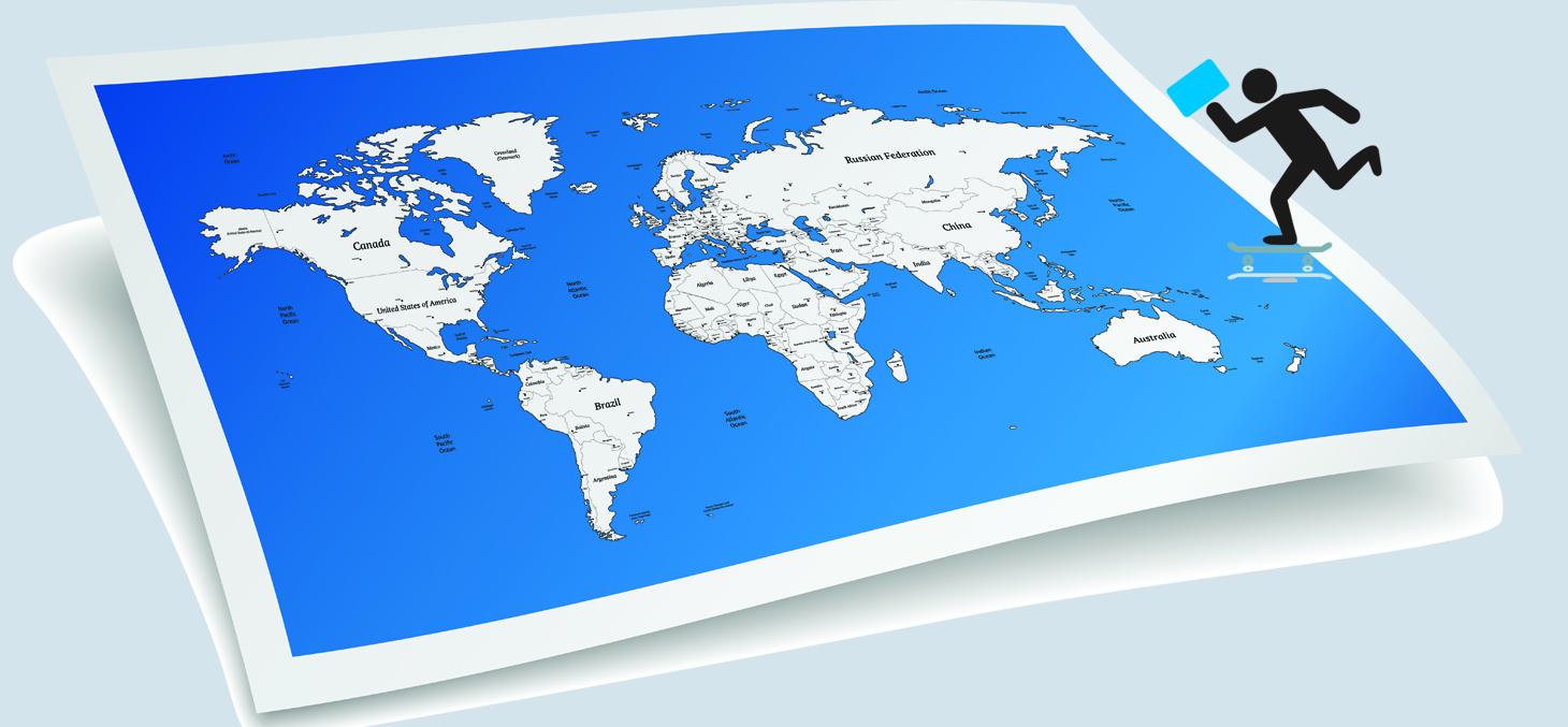 Mobilité internationale - Thinkstock