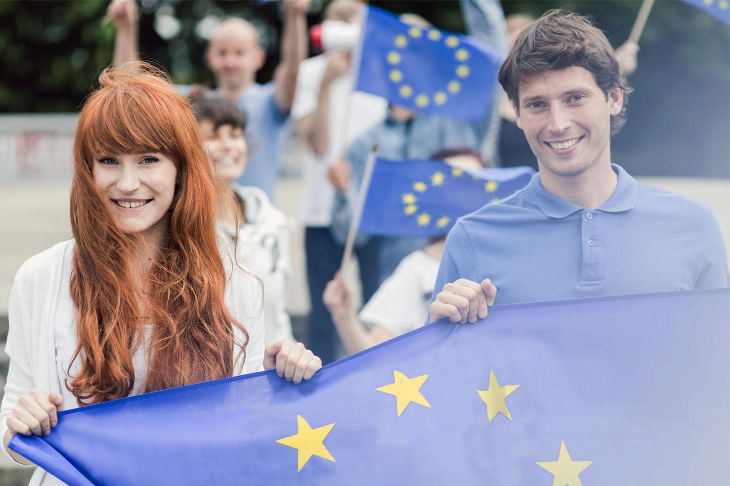 jeunes de l'UE
