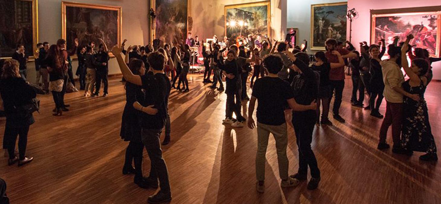 Bal de danses traditionnelles britanniques - INProd