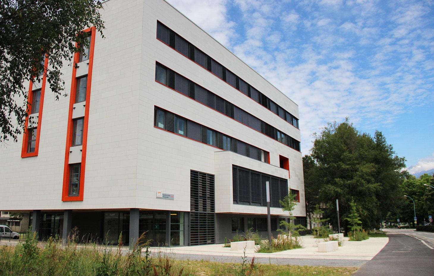 Université grenoble alpes grenoble faculty of law